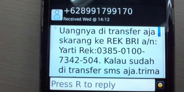 Cara Blokir SMS Penipuan