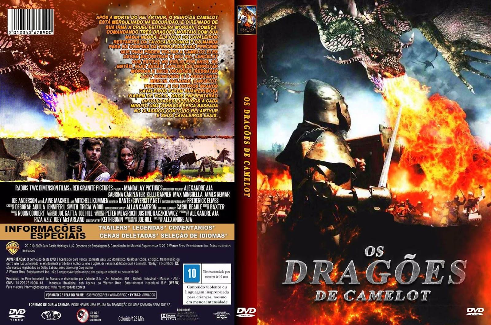 Os Dragões de Camelot DVD-R Os 2BDrag 25C3 25B5es 2BDe 2BCamelot