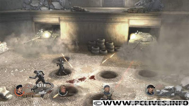 The Expendables 2 action screenshots