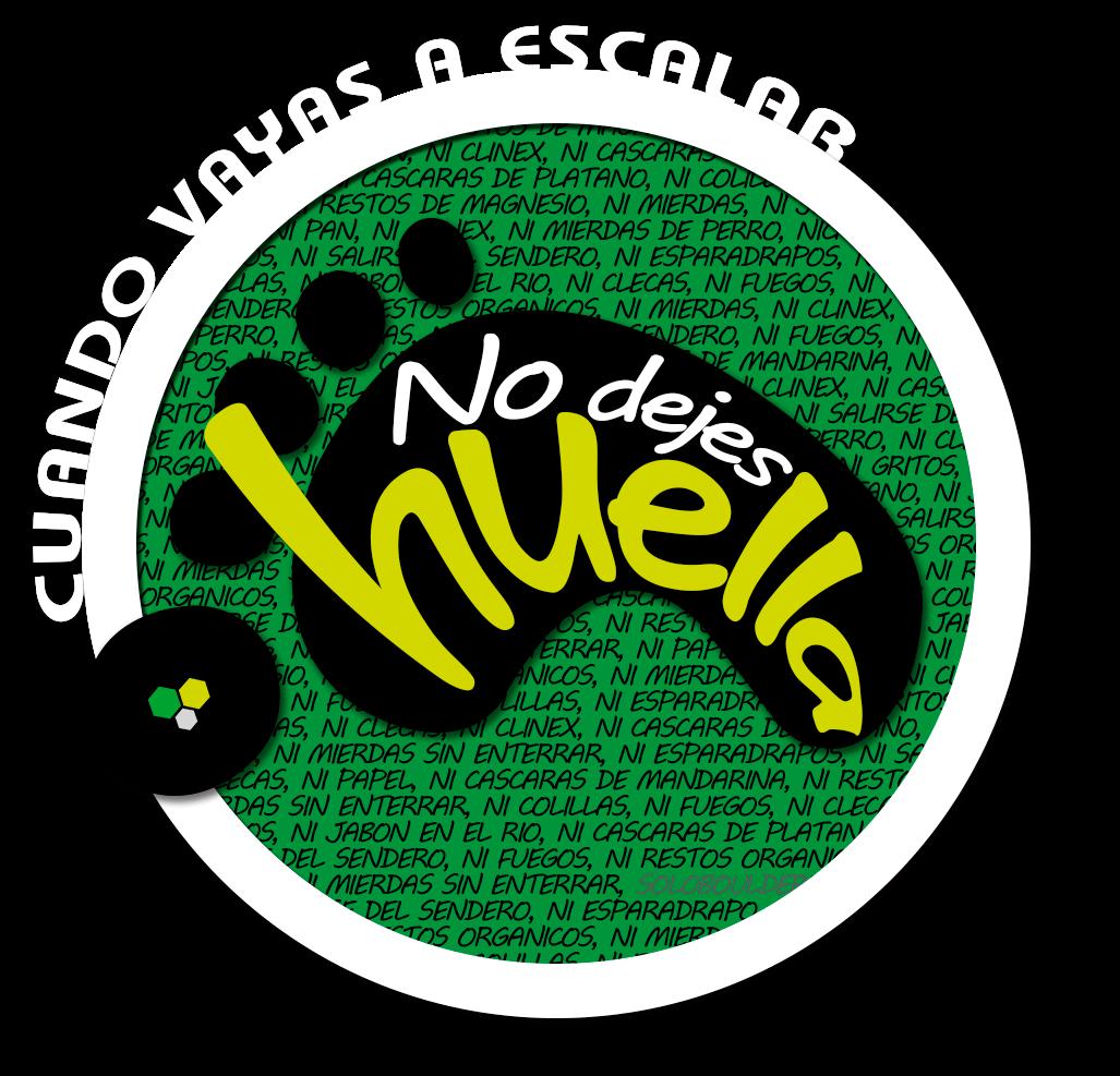 NO DEJES HUELLA