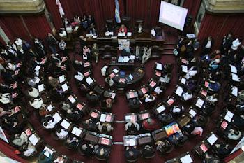 Un compromiso con la Cultura de Paz- Embajador@s de Paz en el H. Senado de la Nación