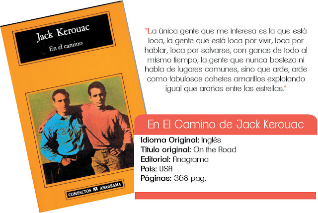 On The Road de Jack Kerouac