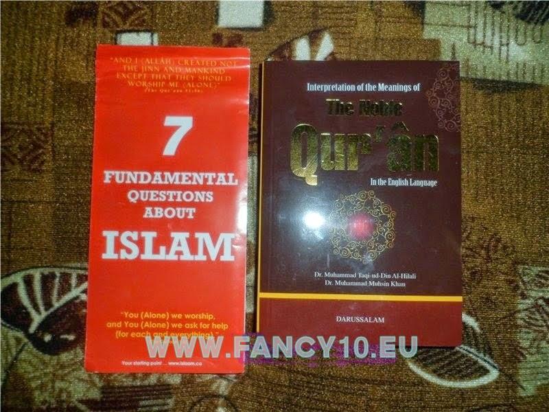جديد : طريقة الحصول على القرآن الكريم مجانا إلى بيتك