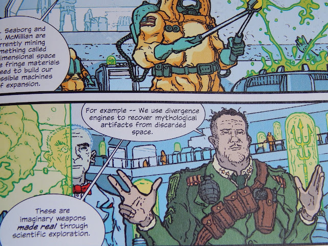 Manhattan projects science bad review