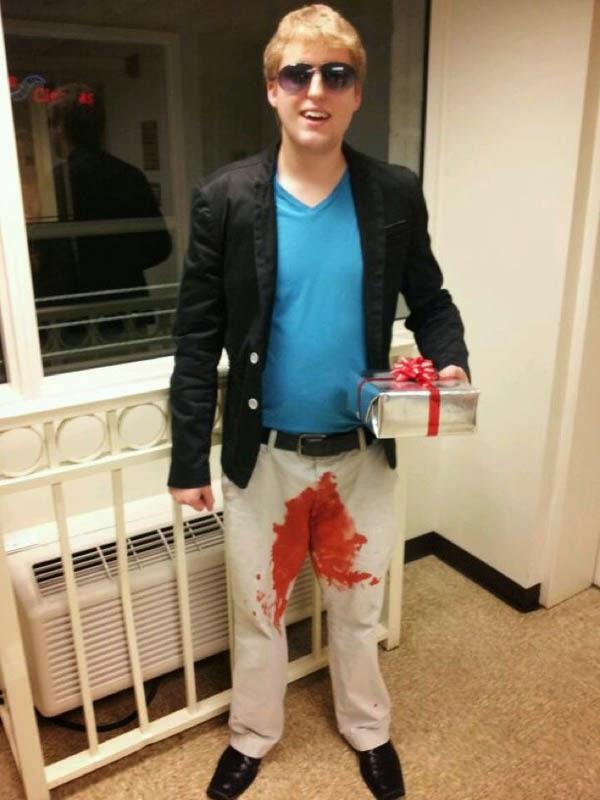 Dick in a Box Halloween