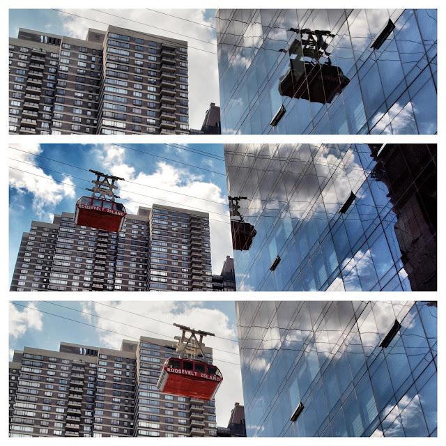 Roosevelt Island Tram, NYC
