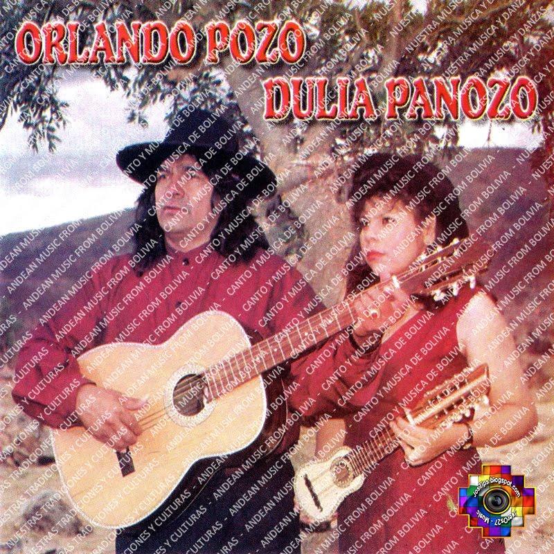 La Bloga Somos Orlando: Bolivia Eterna: Orlando Pozo & Dulia Panozo