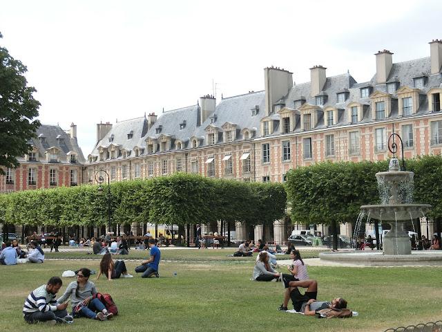 Carette, Place des Vosges, Paris, Marais