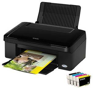 Epson SX110 SX111 Resetter Download