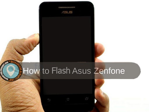 How to flashing zenfone 4 asus