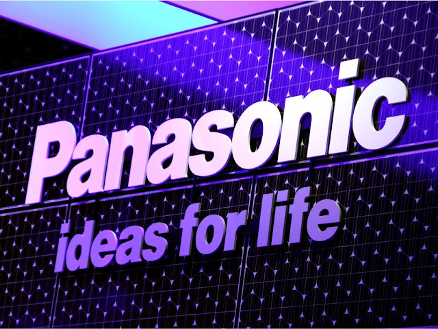 Free Vector : Logo Panasonic Ideas For Life