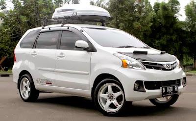 Modified Daihatsu Xenia R MT 2011