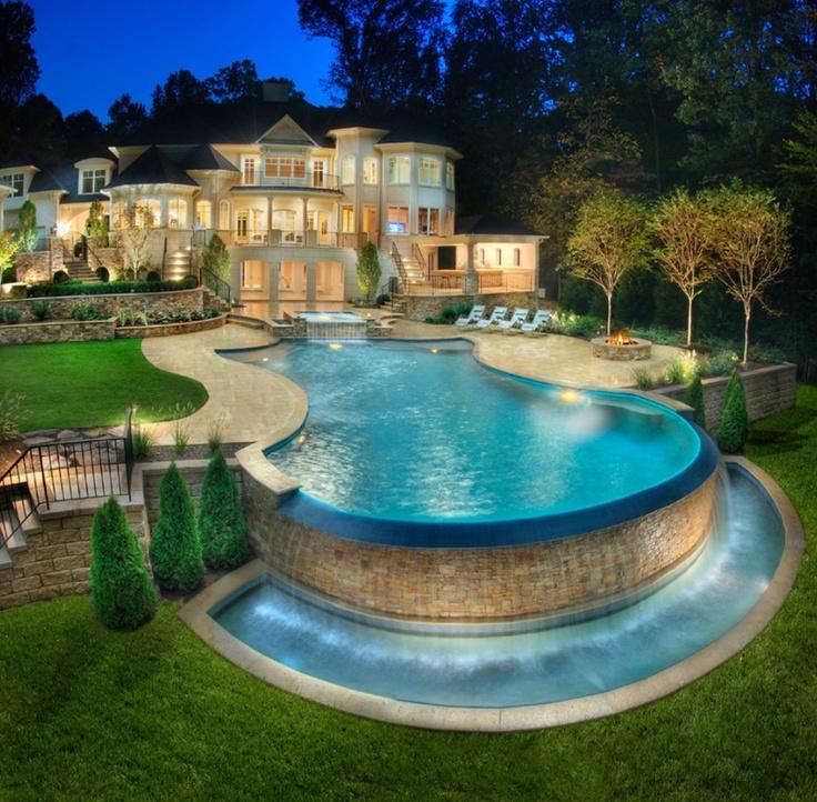 Decor Lust Amazing Swimming Pools Beauteous Amazing Swimming Pool Designs