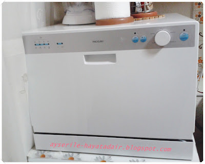 mini bulaşık makinesi