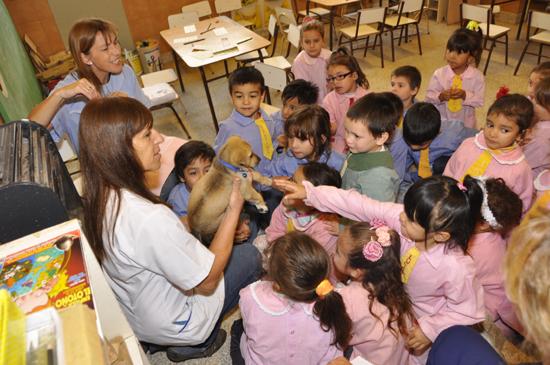 Conurbano zonal oeste ituzaing los alumnos del jard n for Amapola jardin de infantes