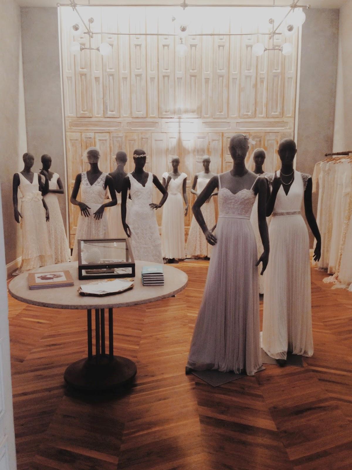 Chicago Wedding Dress Shopping