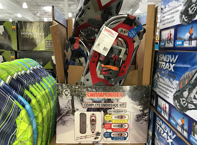 Explore the backcountry with Yukon Charlie Snowshoes