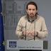 Rueda de Prensa de Pablo Iglesias tras la reunión con Mariano Rajoy (Vídeo)