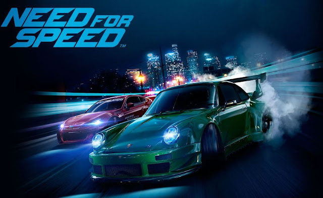 Need For Speed Reboot Gameplay and Cars