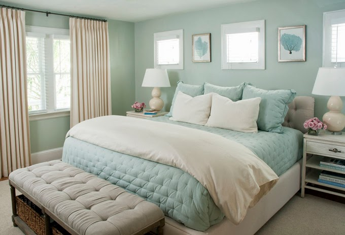15 modelos de quarto de casal para se inspirar na hora de  ~ Quarto Casal Funcional