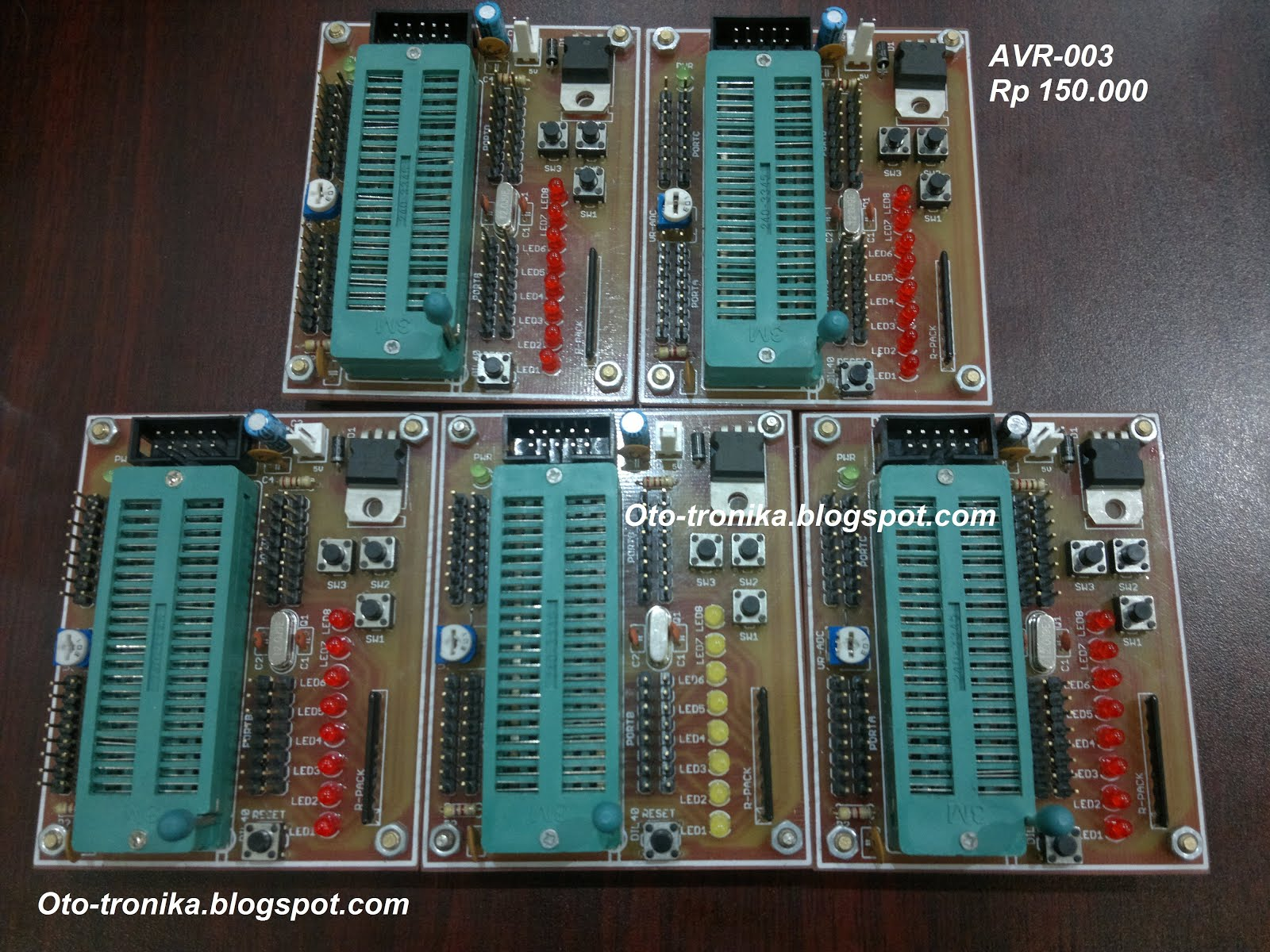 Produk Mikrokontroler
