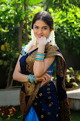 Sheena Shahabadi Latest Photos in saree-thumbnail-7