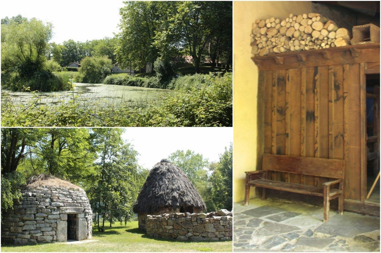 Jardines Museo del Pueblo de Asturias