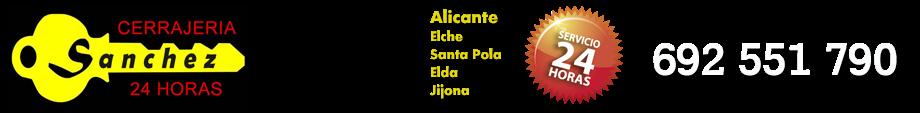 CERRAJEROS ALICANTE - 692 551 790 - Cerrajeros en Alicante y Benidorm