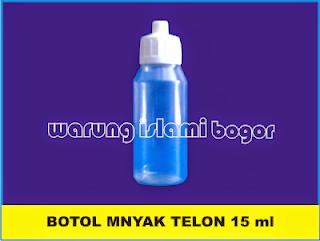 Botol Minyak Telon 15ml