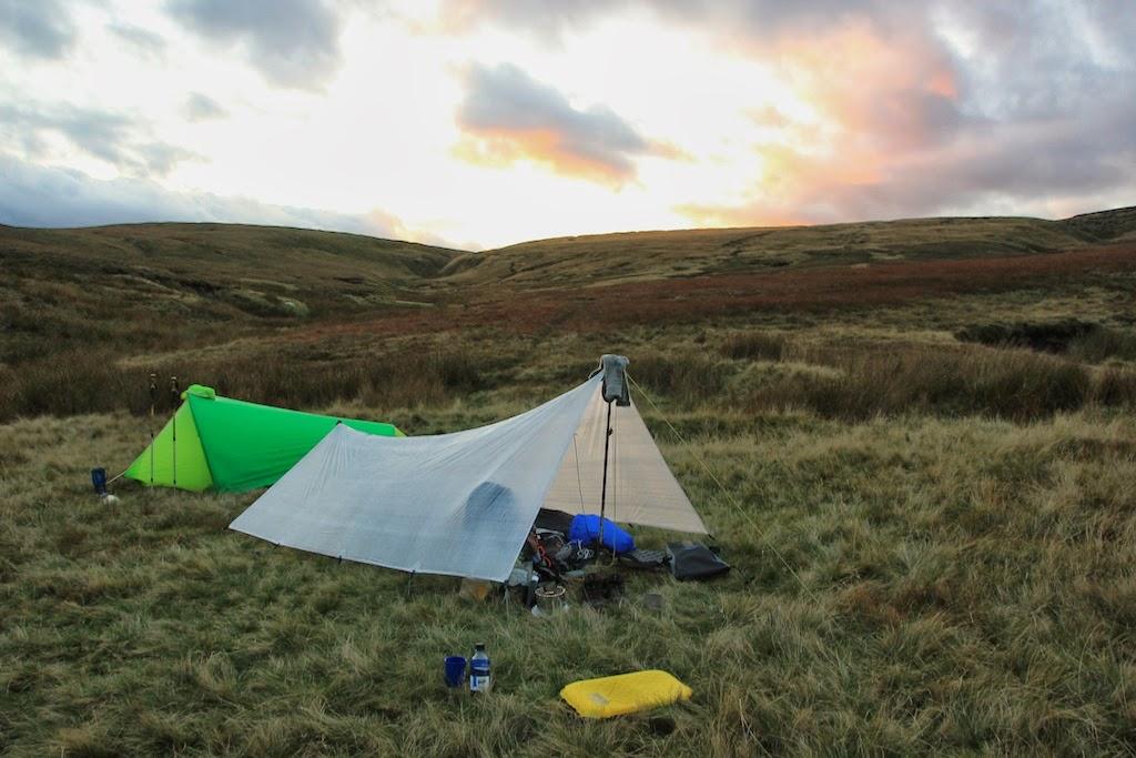 Peaks Wild Camp