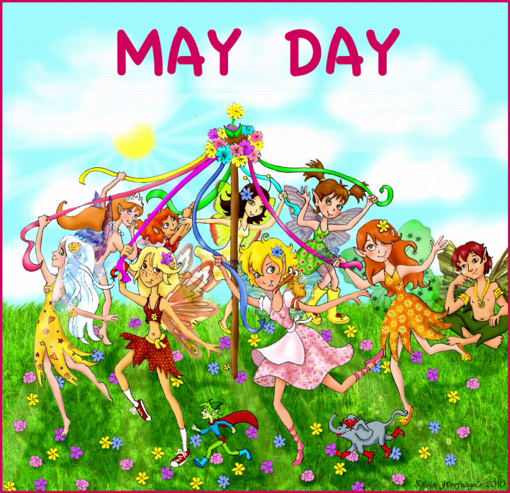 may day clip art bing images
