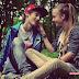 Naughty Girlfriend and Boyfriend in Garden | Boy Girls Cute Love Pics