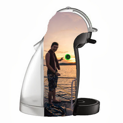 """TianChad's NESCAFE Dolce Gusto Design 1 - """"The Successful Way"""""""