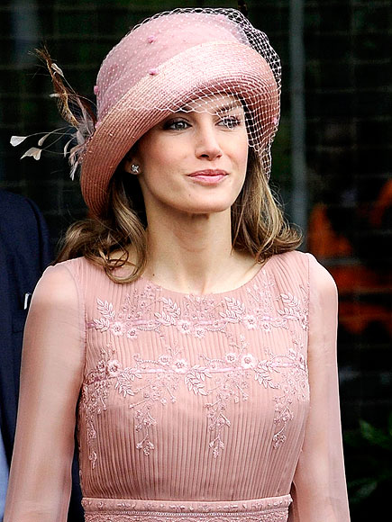 princess letizia wedding. princess letizia wedding