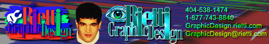 Rietti Graphic Design