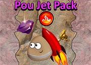 Pou Jet Pack