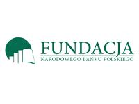 Logo Fundacji Narodowego Banku Polskiego