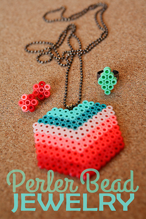Perler Beads Jewelry Tutorial from eighteen 25 girls for Funner in the Summer