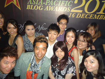Nuffnang Blog Award 2011