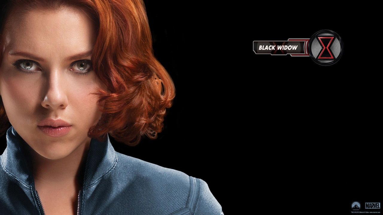 Scarlett johansson black widow wallpaper - photo#12