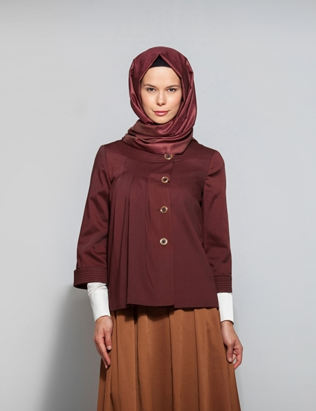 Kayra 2012/2013 Sonbahar Kış Tesettür Ceket Modelleri