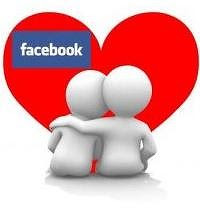 cinta muka buku facebook love najwa