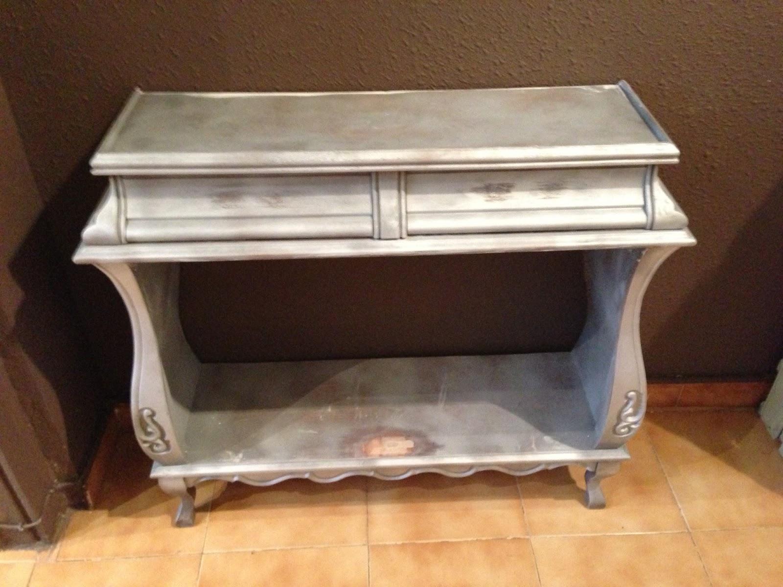 Decorando y Renovando: DIY: Adoptando un mueble viejo