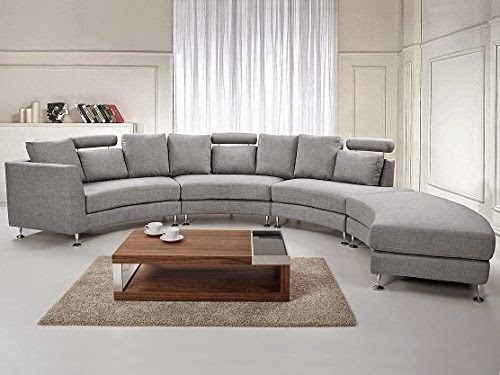 Curved Sofa Couch Furniture: Curved Sofas For Sale