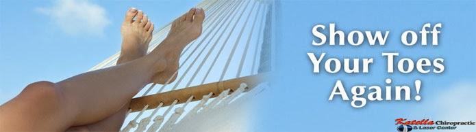 Beautiful Toes