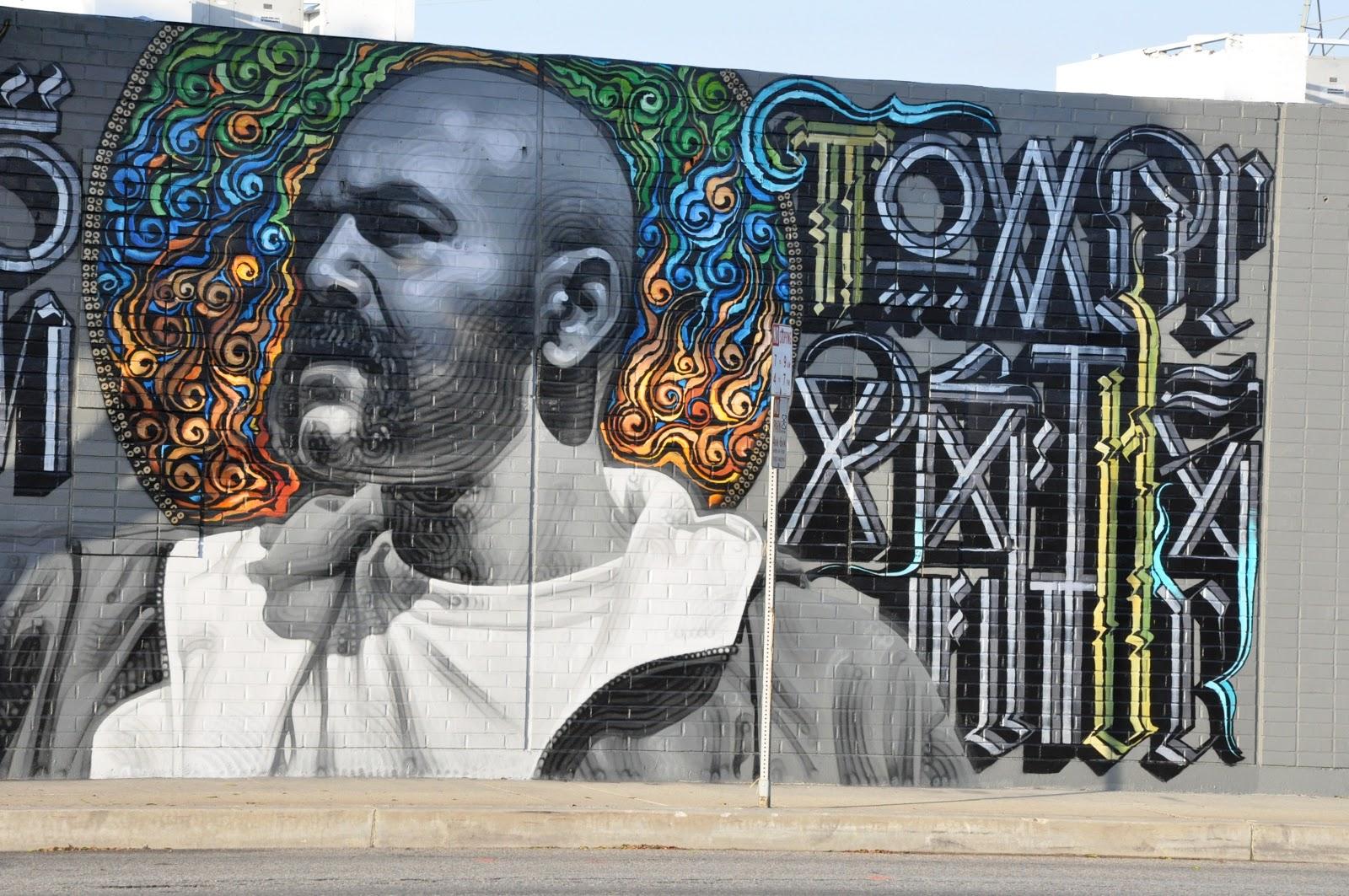 mural los angeles - graffiti mural art - mural artist los angeles