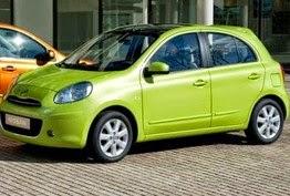 Daftar Harga Mobil Nissan March Baru dan Bekas 2015