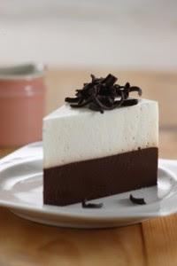 Resep Puding Busa Susu Coklat