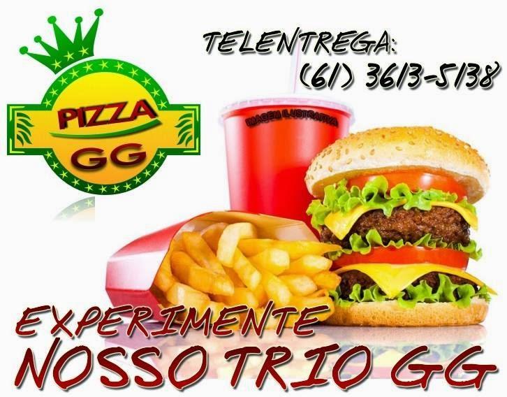 EXPERIMENTE NOSSO TRIO GG