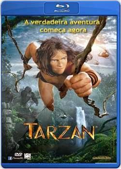Filme Tarzan A Evolucao da Lenda Torrent Grátis
